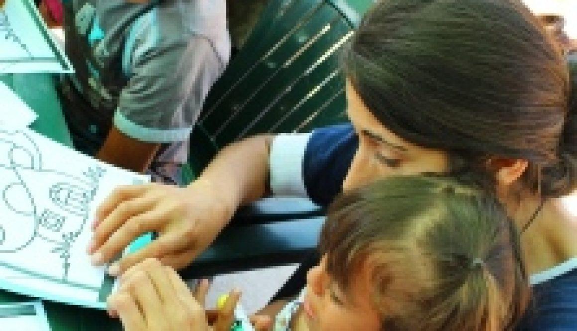 """Проект """"Подкрепа за ранно детско развитие и изграждане на родителски умения в 2 големи ромски общности в България"""""""