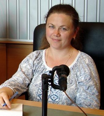 Д-р Силвия Василева, зам.-председател