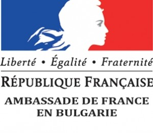 Logo - French Embassy